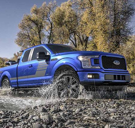 New Ford Offers Westward Ford