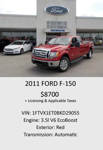 2009 Ford F-150 XLT 4x4