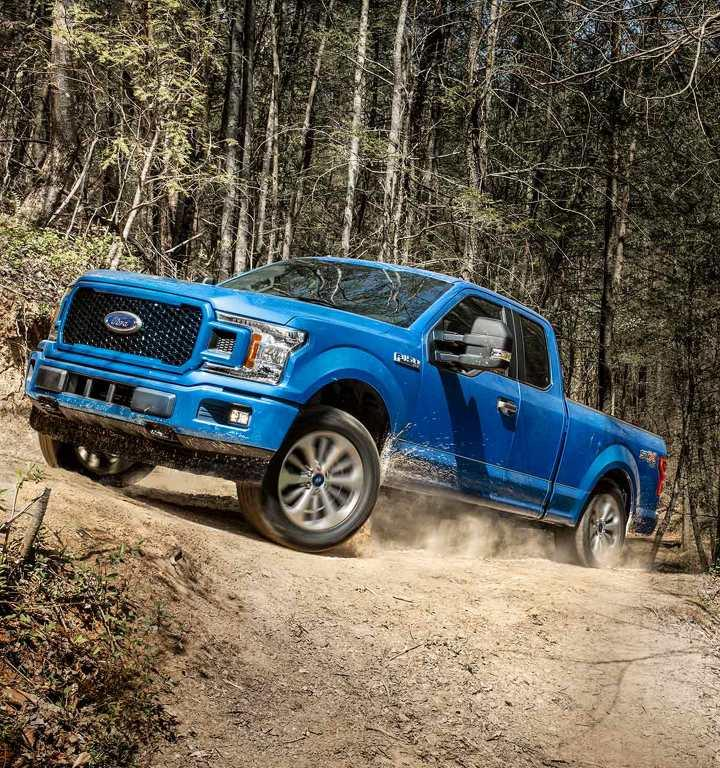 2018 Ford F-150 Exterior STX Mt Brydges Ford