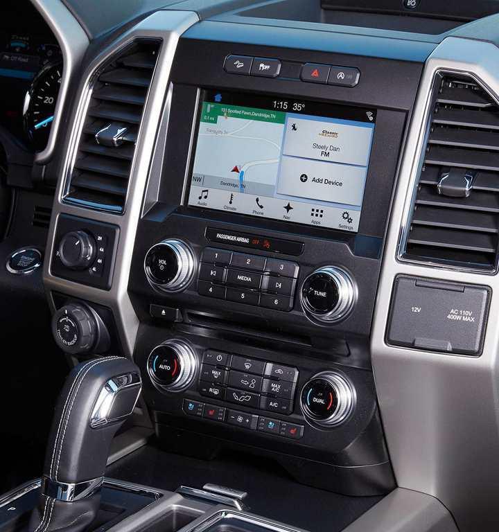 2018 Ford F-150 Interior Mt Brydges Ford