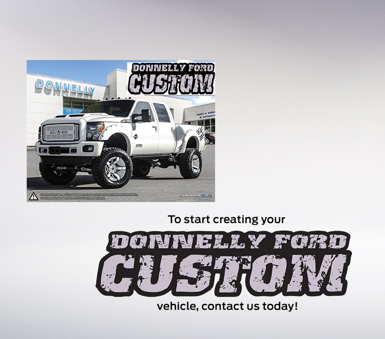 Donnelly Ford Custom