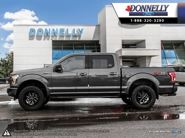 custom 2016 f 150 fx4 donnelly ford. Black Bedroom Furniture Sets. Home Design Ideas