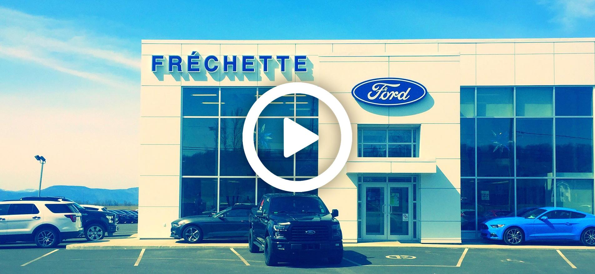 Fréchette Ford - YouTube Video