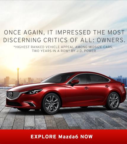 Explore Mazda6 Now