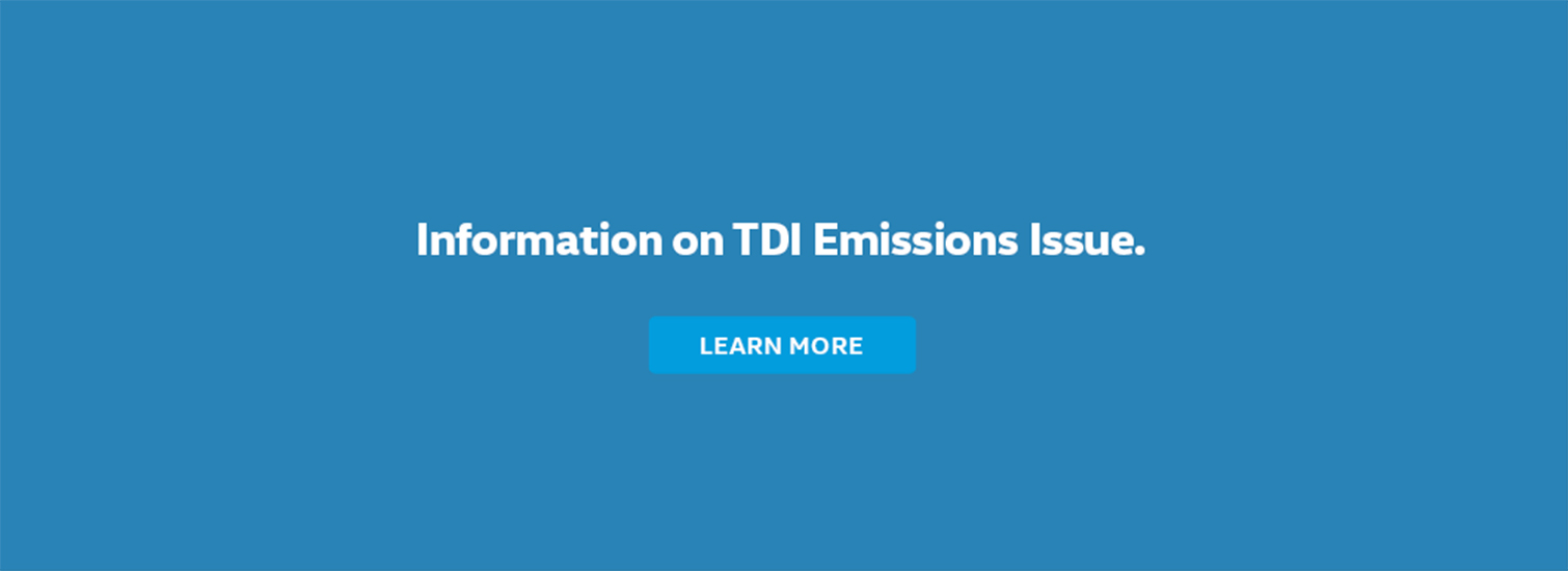 Information on TDI Emissions Issue