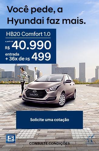 HB20 Comfort 1.0