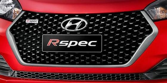2017 Hyundai HB20 R Spec