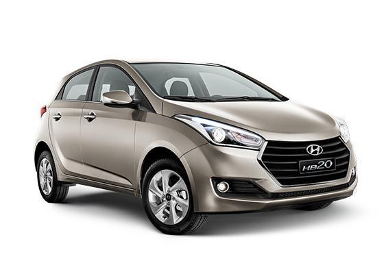 2017 Hyundai HB20
