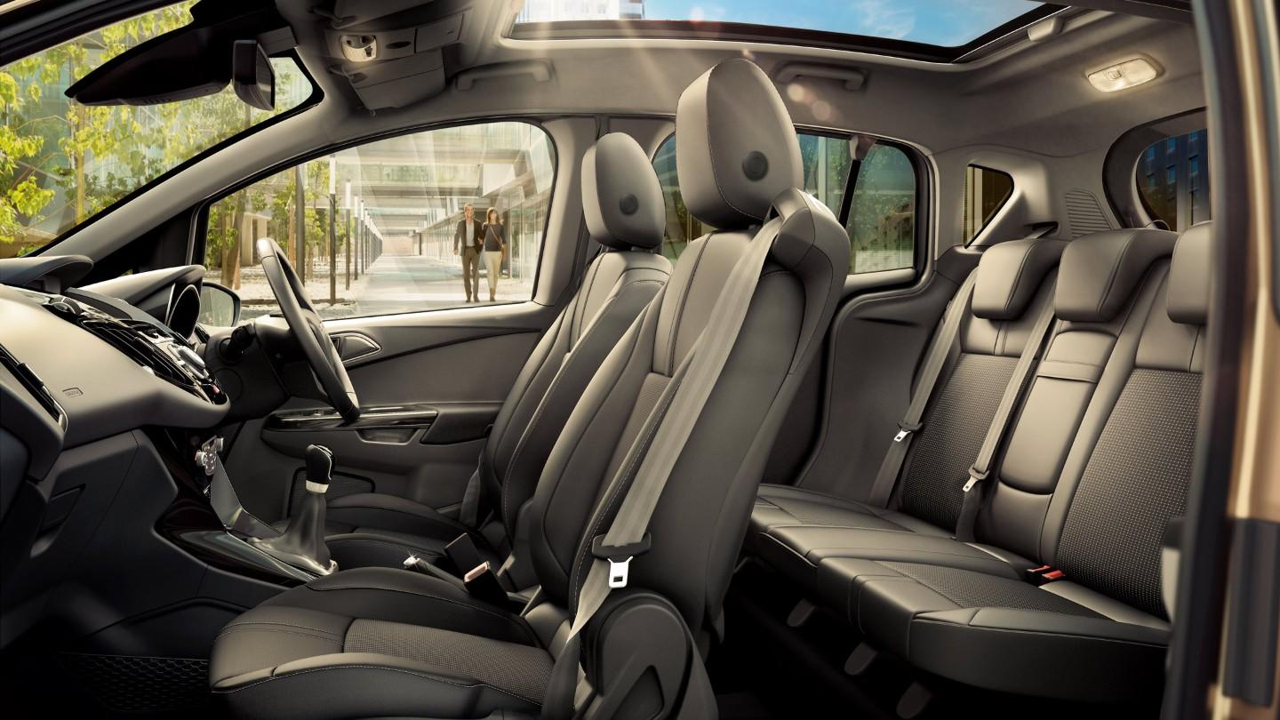 Ford B Max Overview Perrys In The Uk Interior Of 8