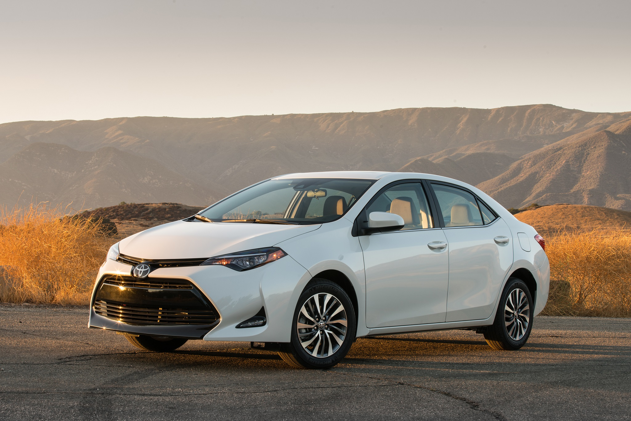 2017 Toyota Corolla For Sale In Los Angeles