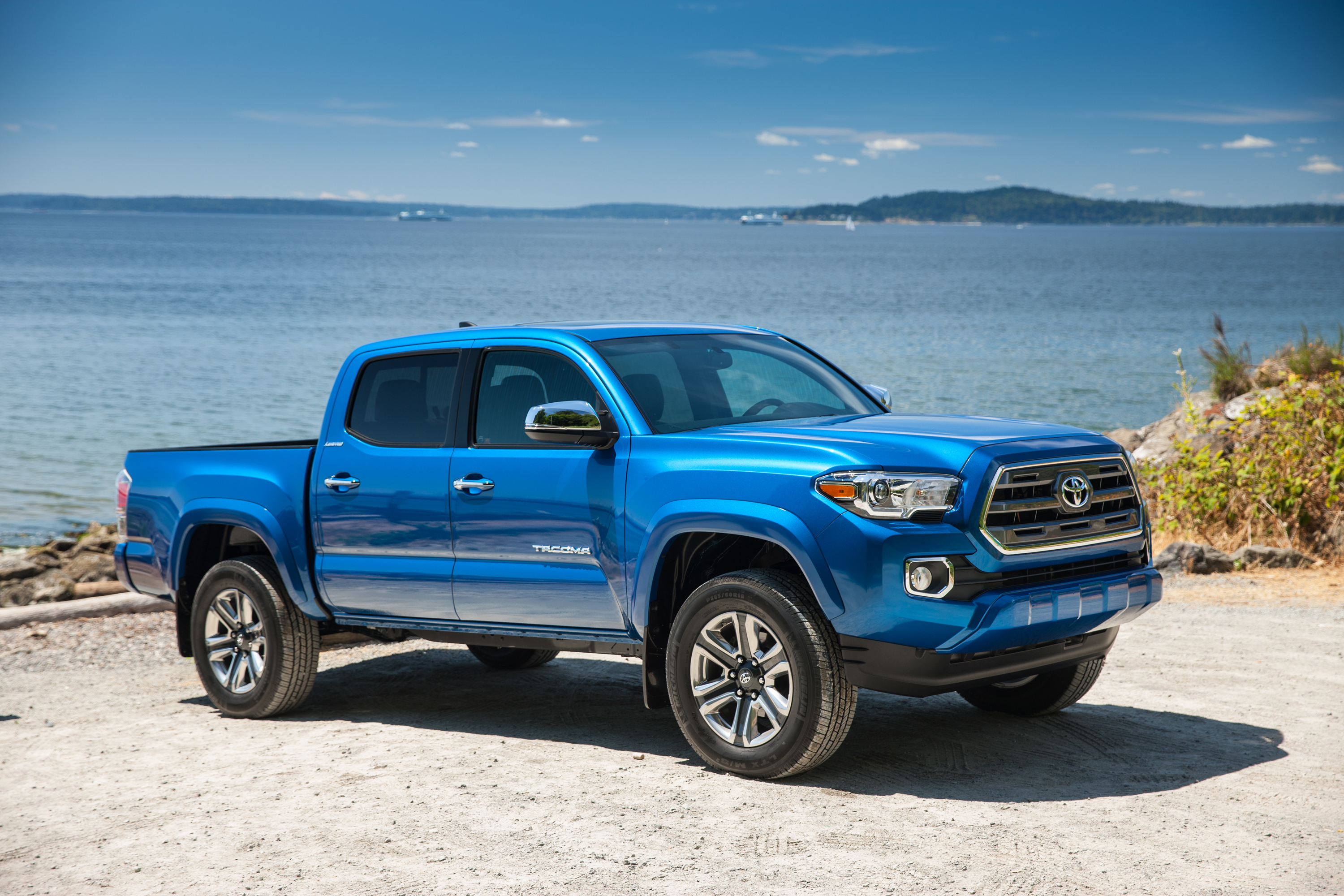 2017 Toyota Tacoma For Sale In Los Angeles