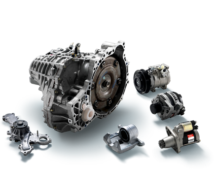 Toyota Drive Train Services