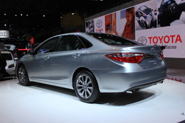 Toyota Dealership Downtown Los Angeles - 2015 Camry