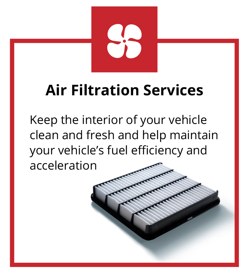 Toyota Air Filtration Services In LA