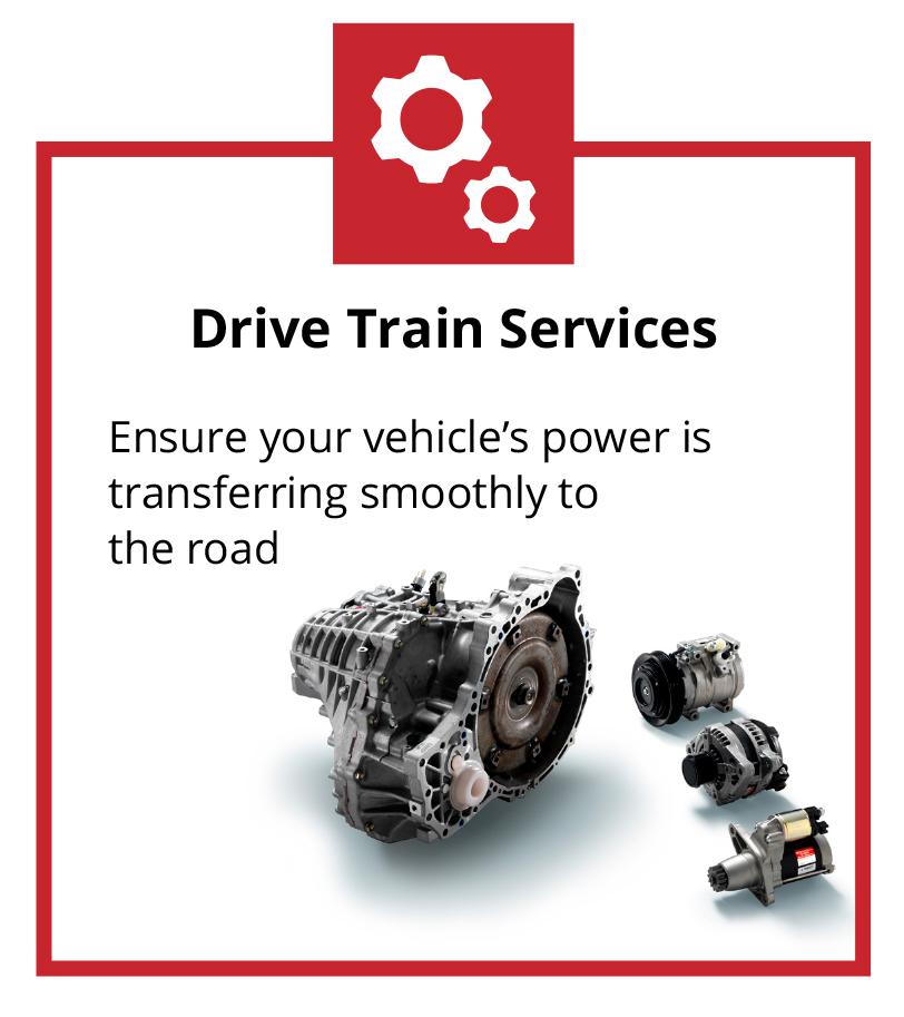 Toyota Drive Train Services In LA