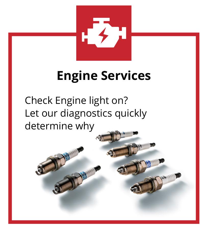 Toyota Engine Service In LA