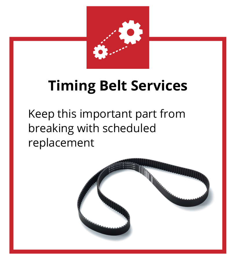 Toyota Timing Belt Services In LA