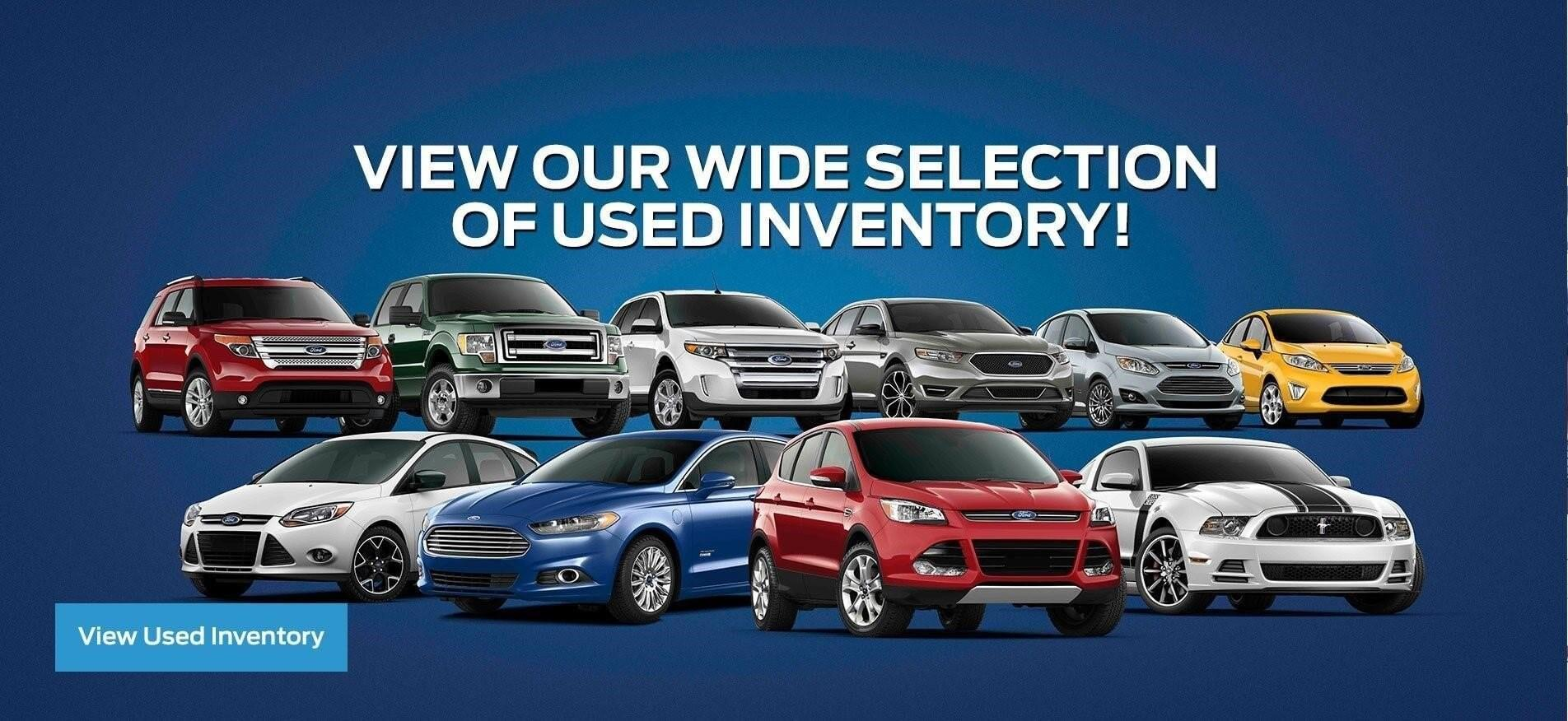 South Coast Ford Inventory