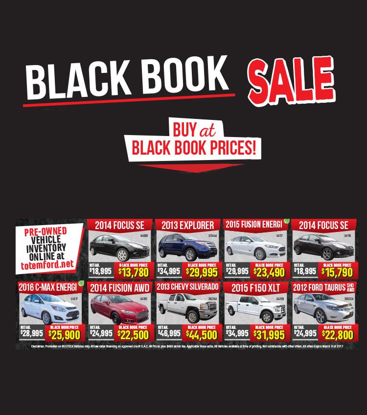 Black Book Flyer