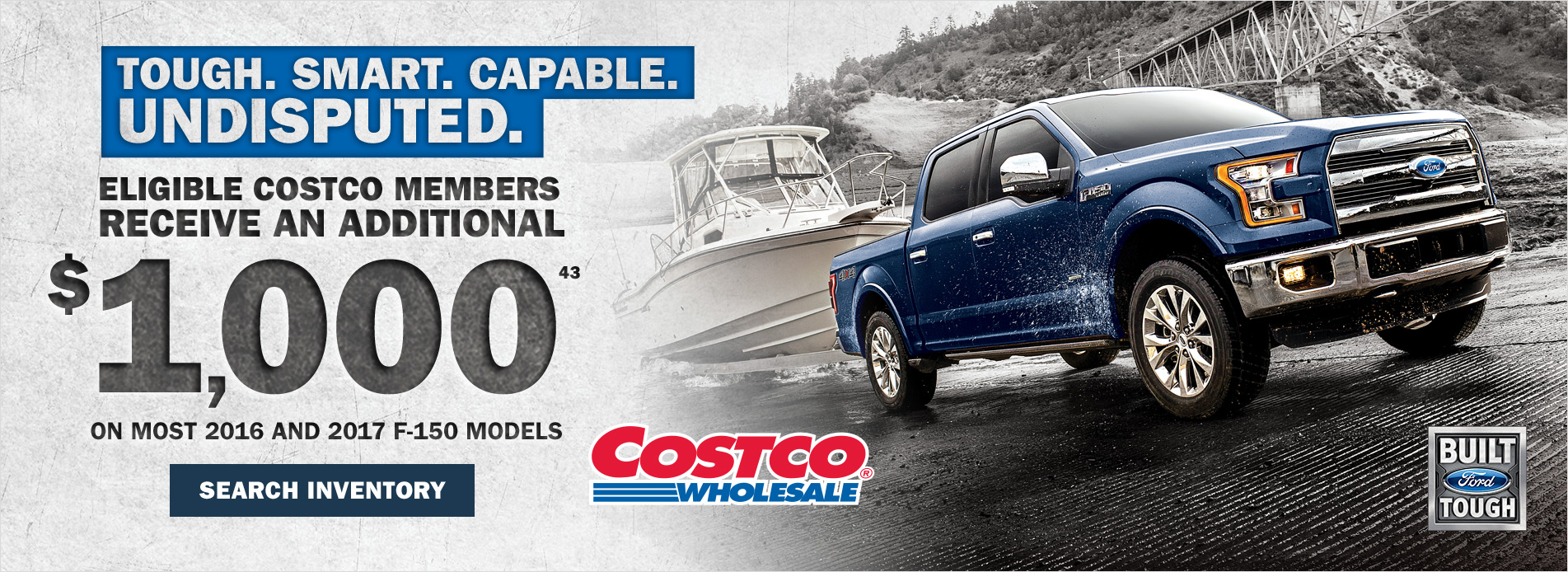 F-150 March OEM offer