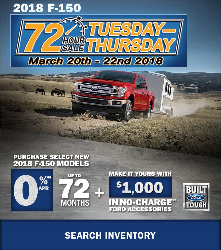 Truck 72 Hr Sale
