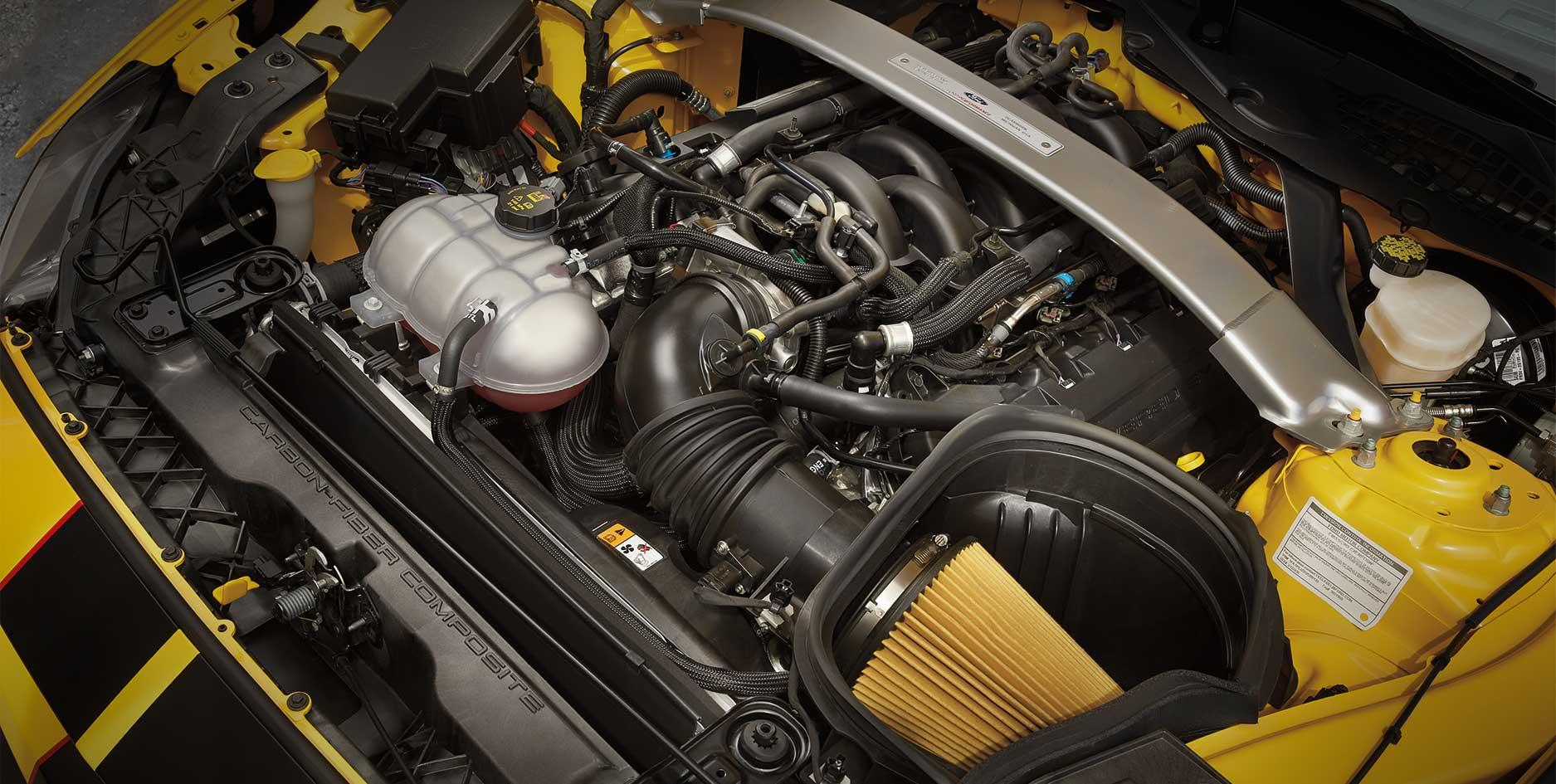 Shelby GT350 Engine