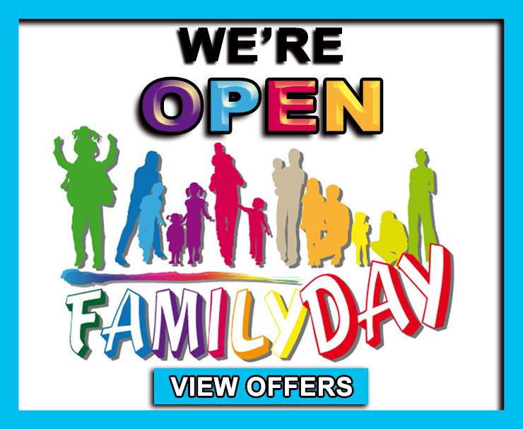 Family Day Holiday