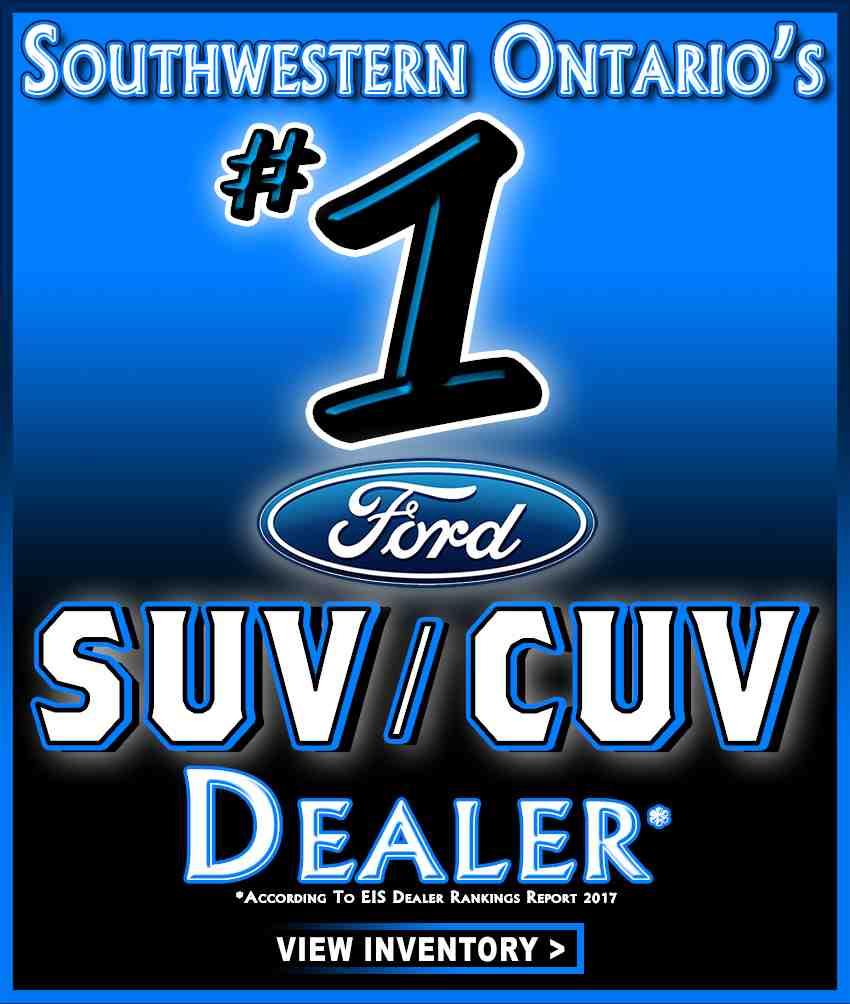 #1 Ford SUV CUV Dealer