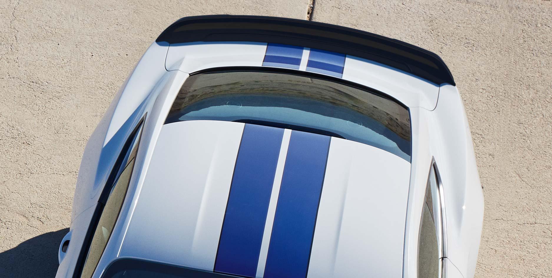 Shelby GT350 Spoiler