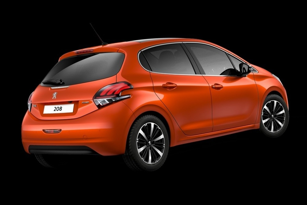 Summer Fun With The Peugeot 208
