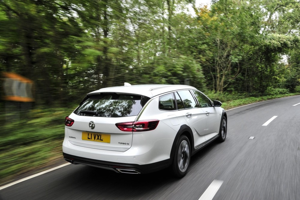 Check out Vauxhall's new Insignia Country Tourer
