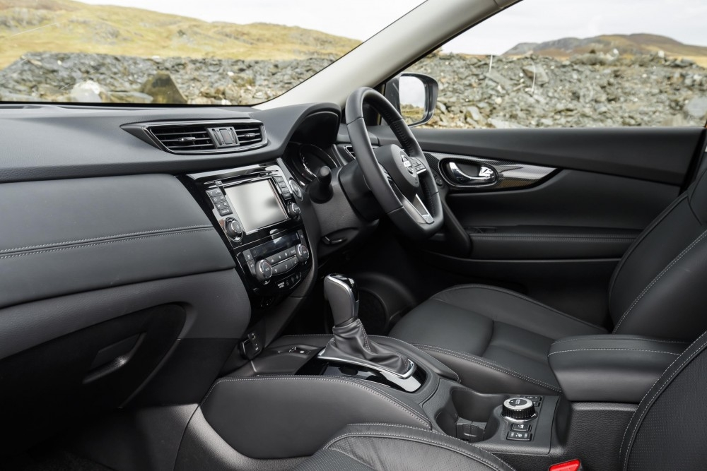 Check out the new Nissan X-Trail