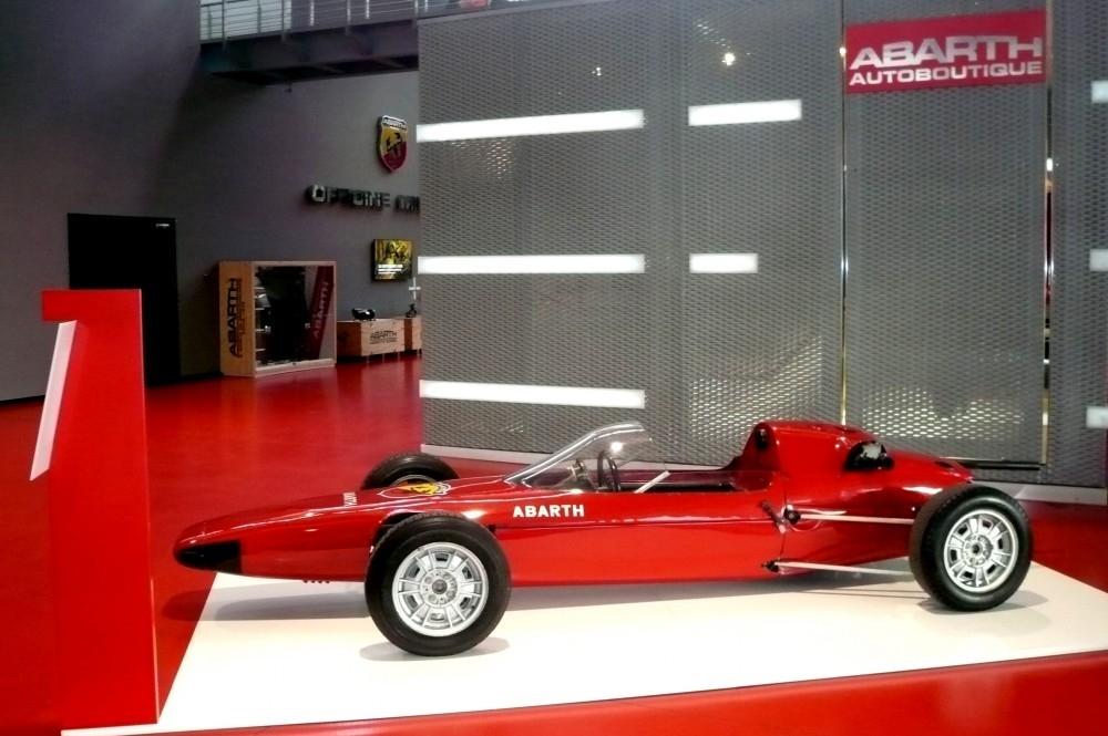 Abarth to Turn Racing Clock Back