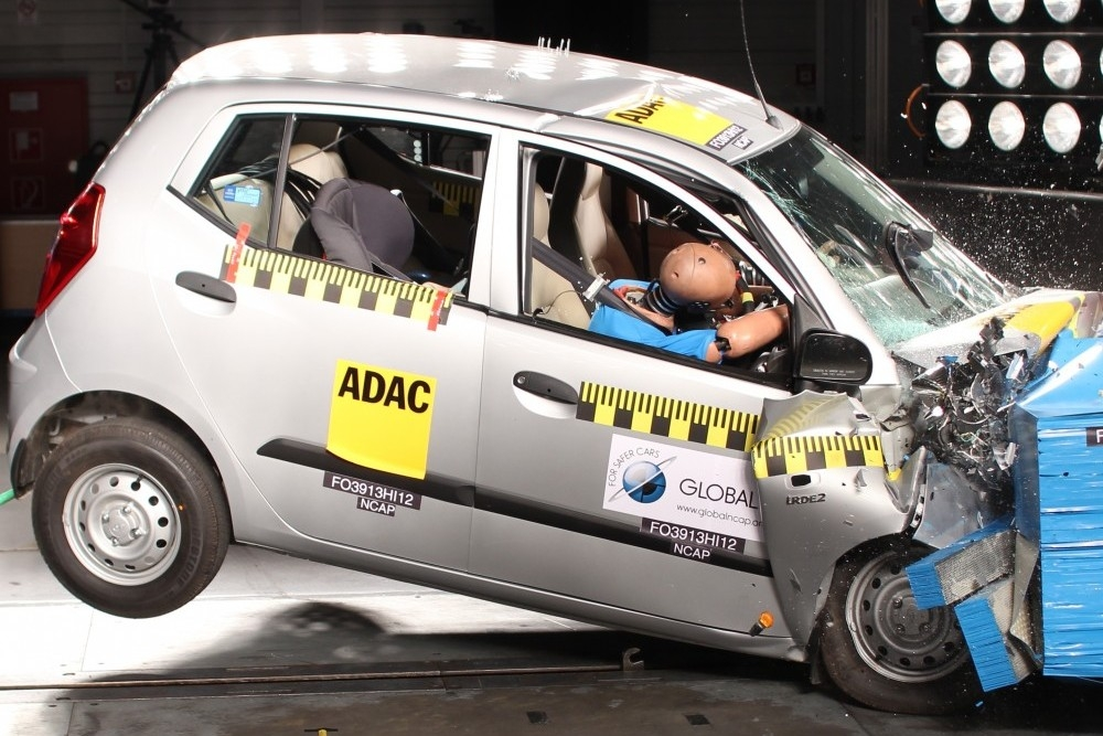 Europe Must Not Lag Behind in Car Safety