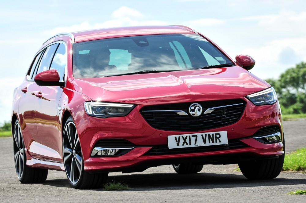 New Vauxhall Insignia Sports Tourer 2017 Review