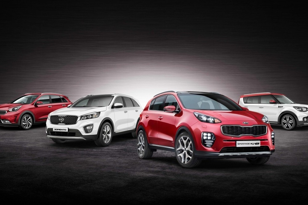 Kia Leads World Car of the Year Nominations
