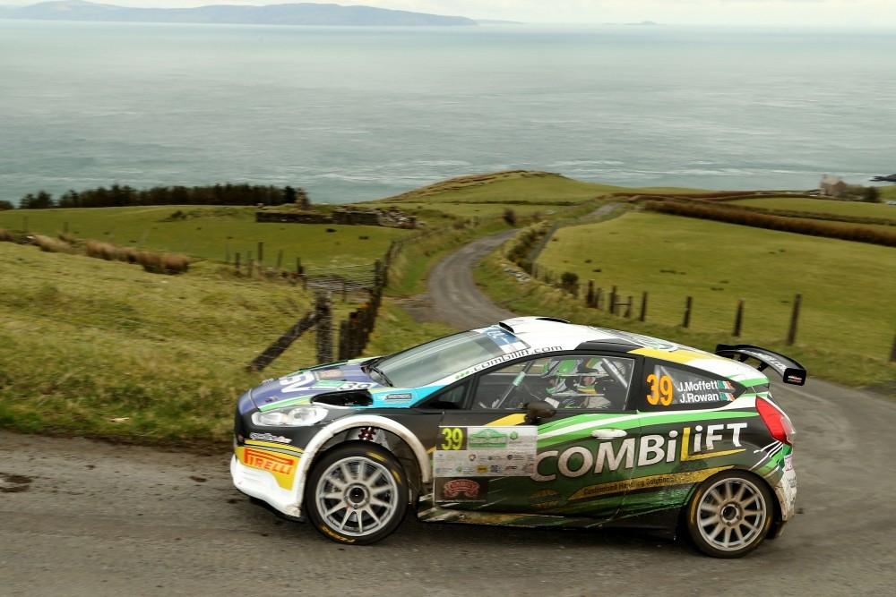 Moffett Takes the Circuit of Ireland BRC Win