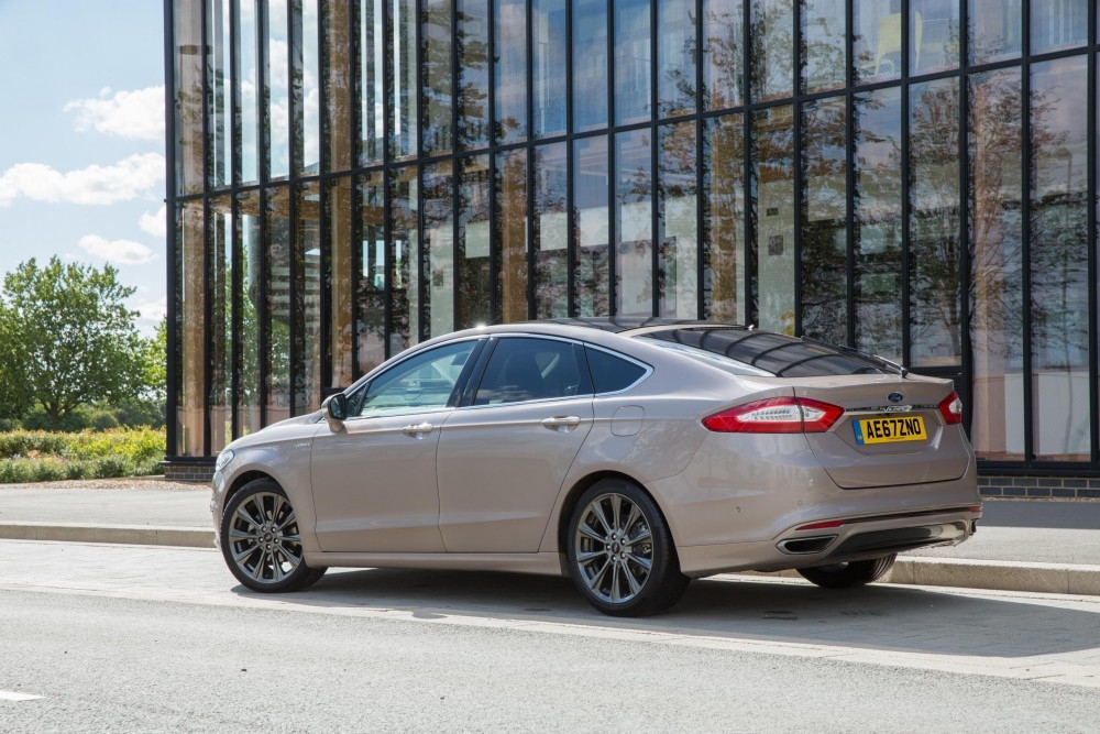 Ford Updates Mondeo Range