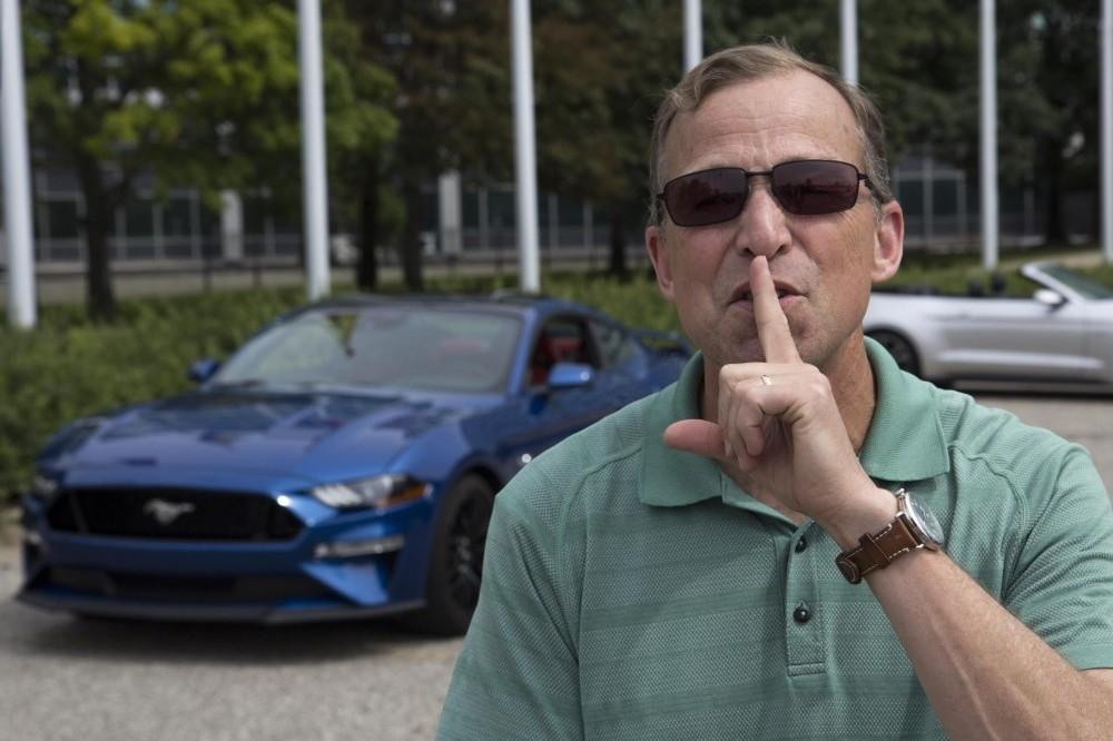 Roar or purr? The new Ford Mustang does both