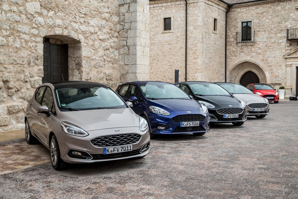 All-New Ford Fiesta 2017 Review