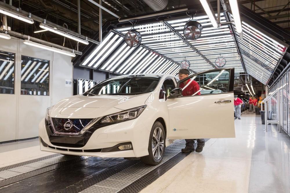 Nissan Reaches New Milestone