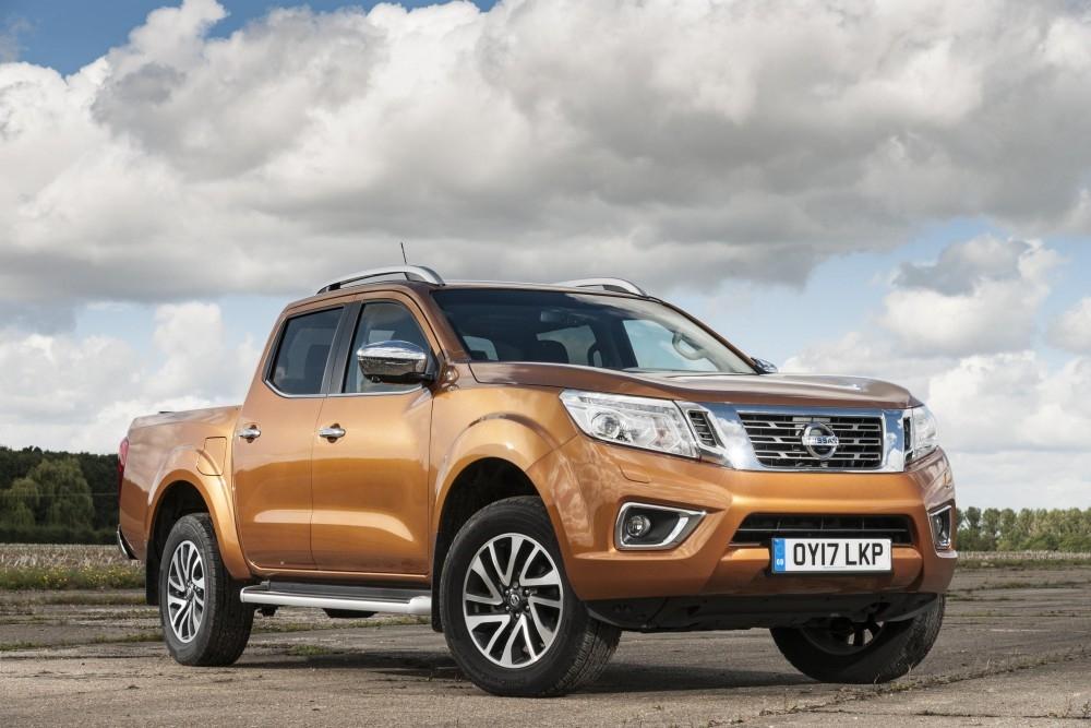 Nissan Navara Named Best Pick-Up