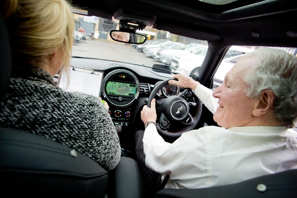 Let's Help Our Older Relatives Stay Safe At The Wheel