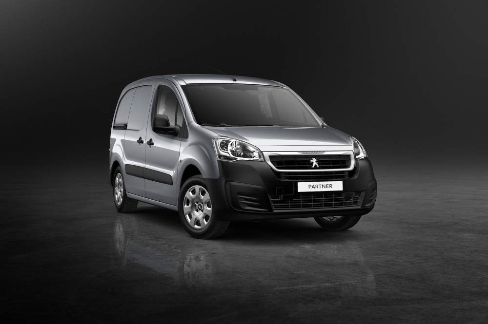 Peugeot Partner Professional Review
