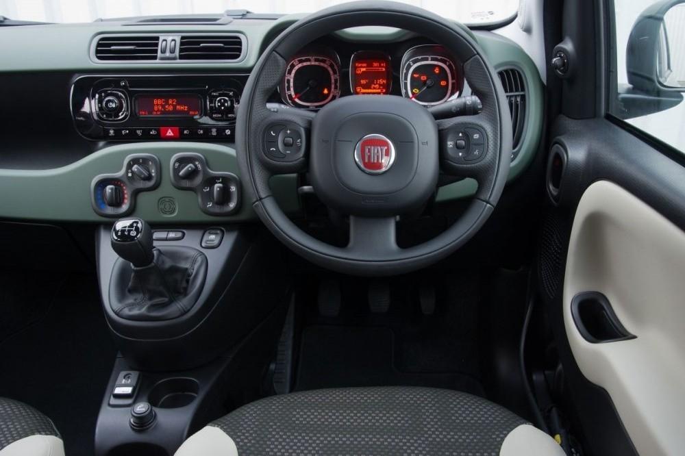Fiat Panda 4×4 Review