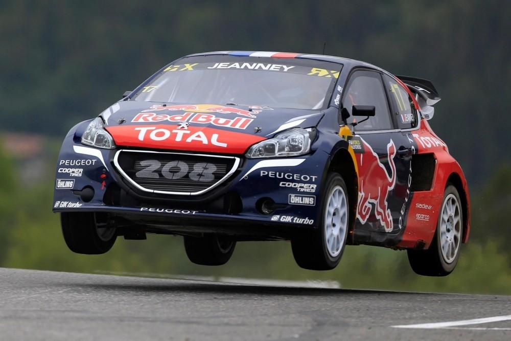 Peugeot Powers Ahead In World Rallycross Championship
