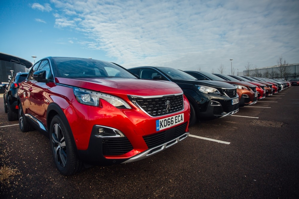 All-New Peugeot 3008 SUV 1.2 GT Line Review