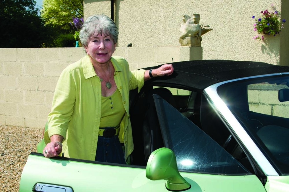 Stand up for older drivers