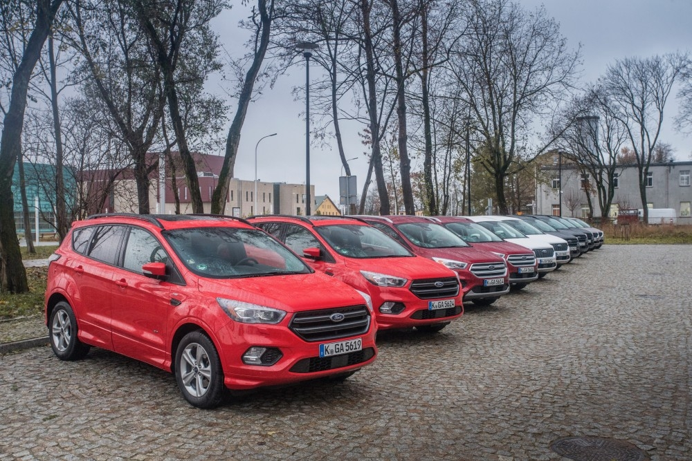 New Ford Kuga Review