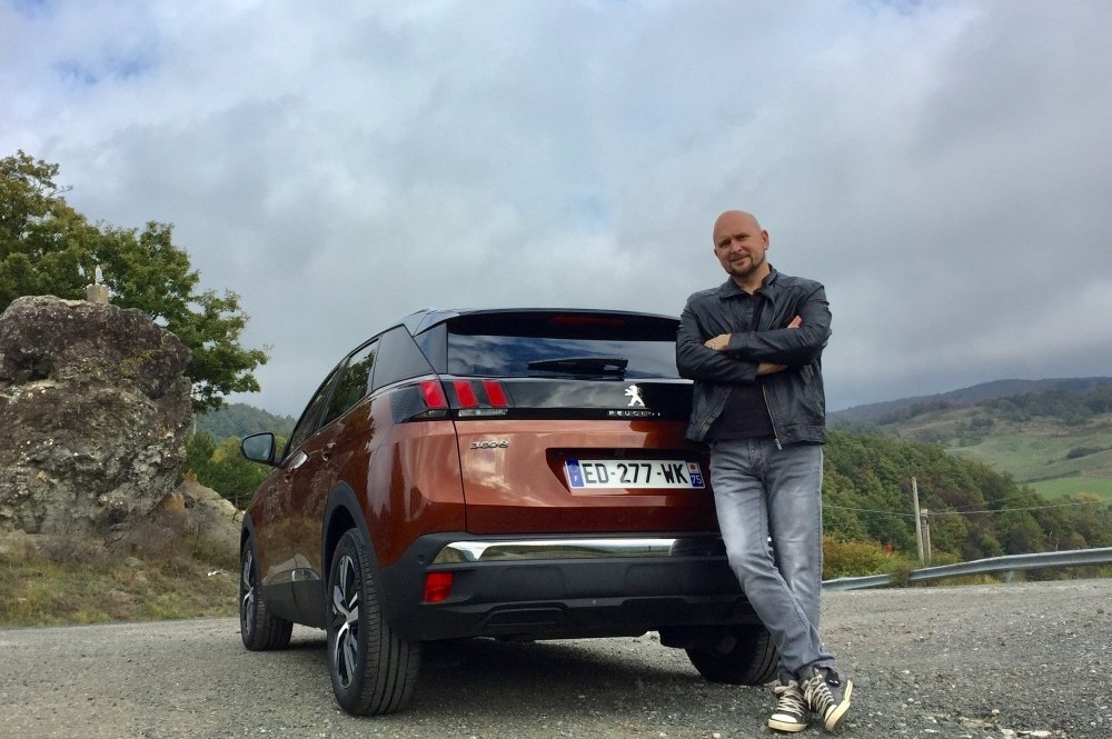 All-New Peugeot 3008 SUV First Drive Review